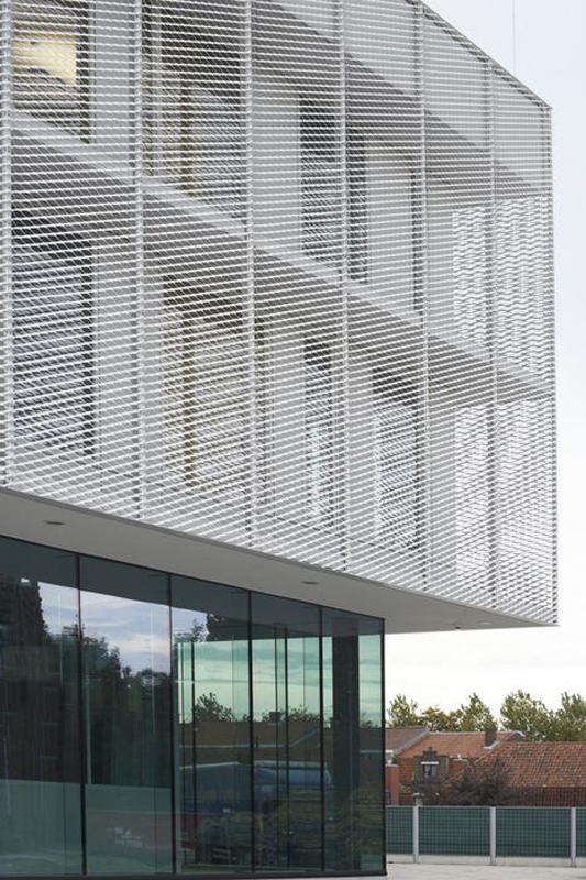 Industrial Architectural Expanded Metal Direct Metals