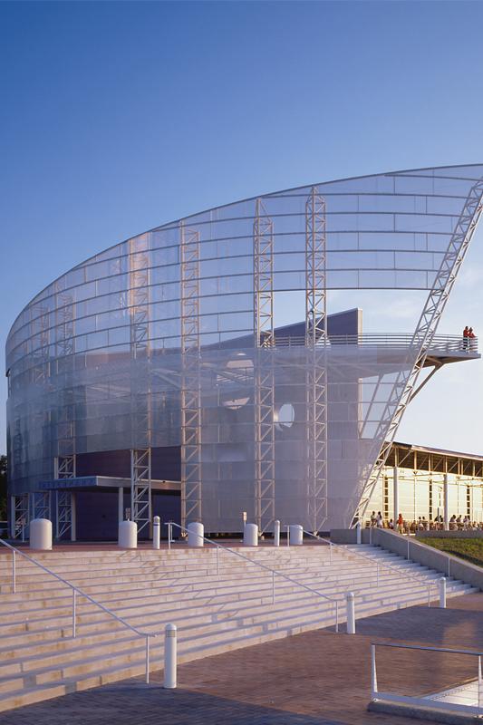 Architectural Perforated Metal Direct Metals