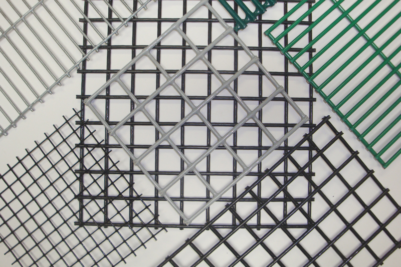 Industrial Metal Pvc Coated Wire Mesh Direct Metals