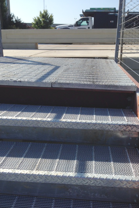 Industrial Stair Treads Bar Grating Direct Metals