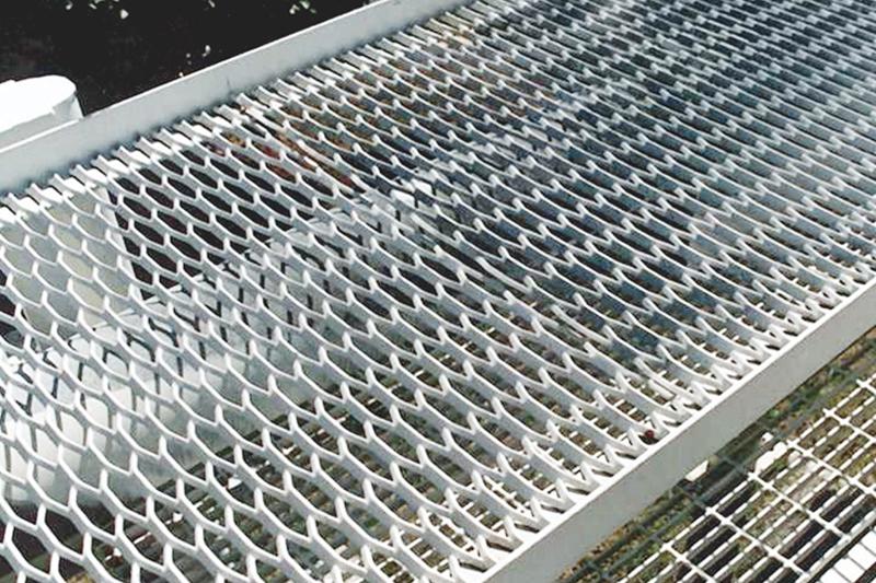 Industrial Standard Expanded Metal Direct Metals