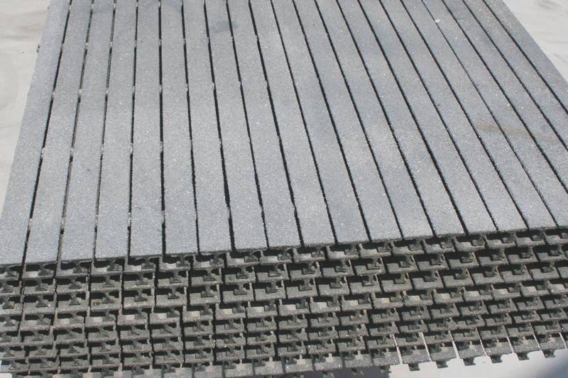 Industrial Heavy Duty Fiberglass Grating Direct Metals