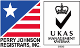 ISO Registration – Perry Johnson Registrars - UKAS Management Systems